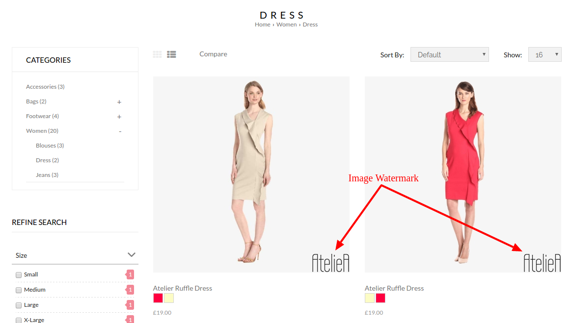 how to put watermark on my product images knowledgebase o2o digital